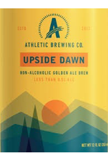 USA Athletic Brewing Upside Dawn Non-Alcoholic 6pk