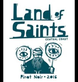 USA 2018 Land of Saints Pinot Noir Central Coast