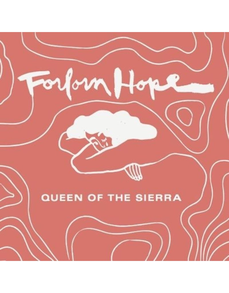 "USA 2017 Forlorn Hope ""Queen of the Sierra"" Estate Red Wine"