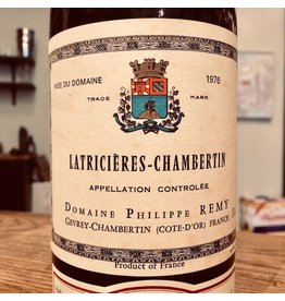 France 1976 Philippe Remy Latricieres-Chambertin