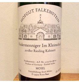 Germany 2019 Hofgut Falkenstein Niedermenniger im Kleinschock Riesling Kabinett AP20