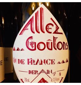 """France 2018 Derain """"Allez Goutons"""""""