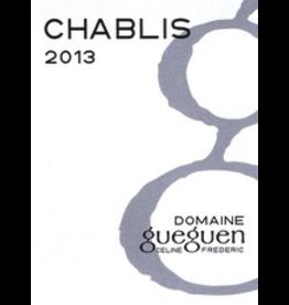 France 2018 Gueguen Chablis 375 ml