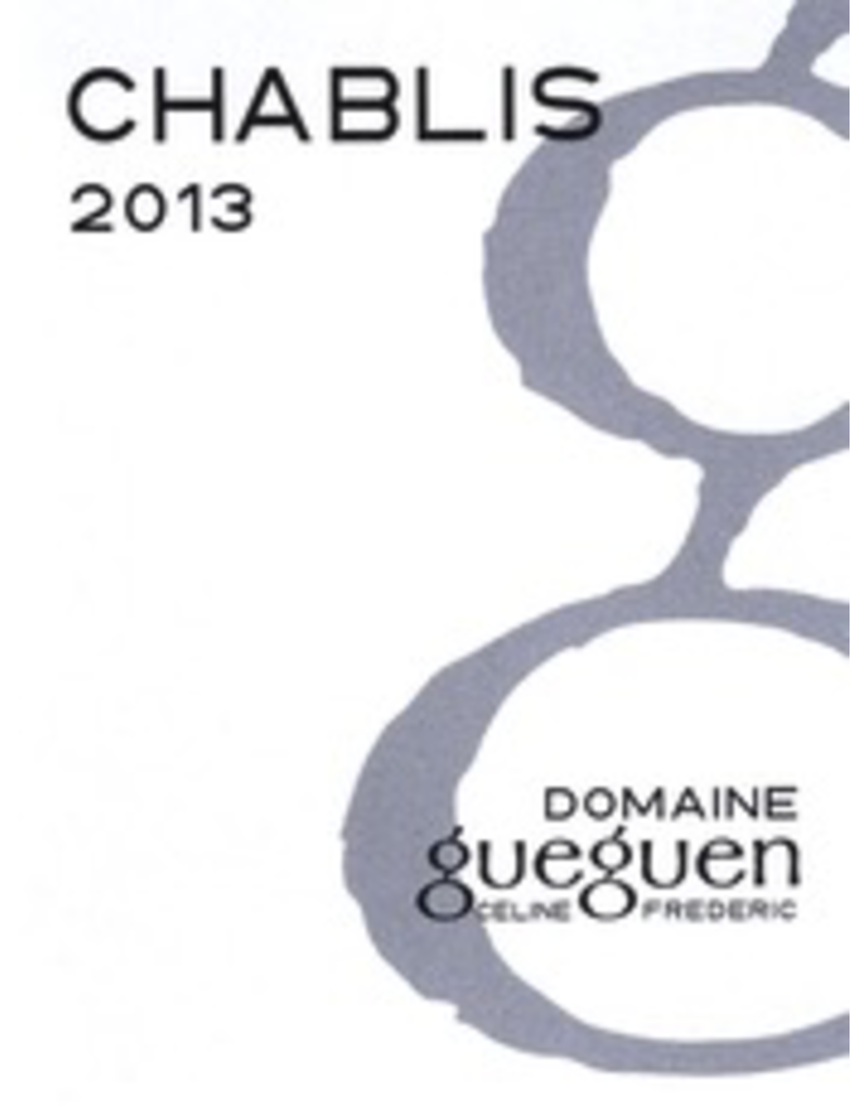 France 2018 Gueguen Chablis 375 ml