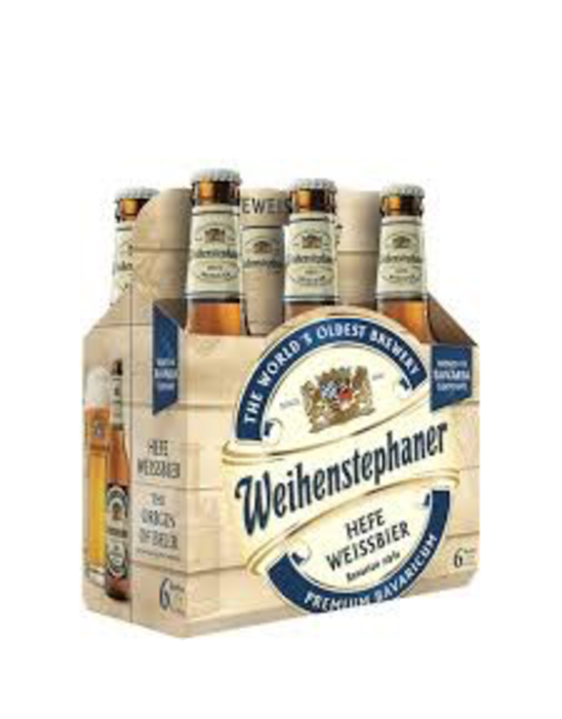 Germany Weihenstephaner Hefe Weissbier 6pk