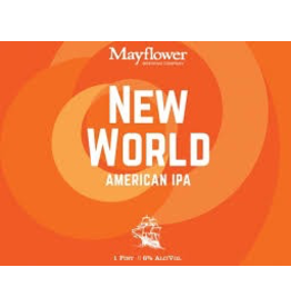 USA Mayflower New World Tallboy 4pk