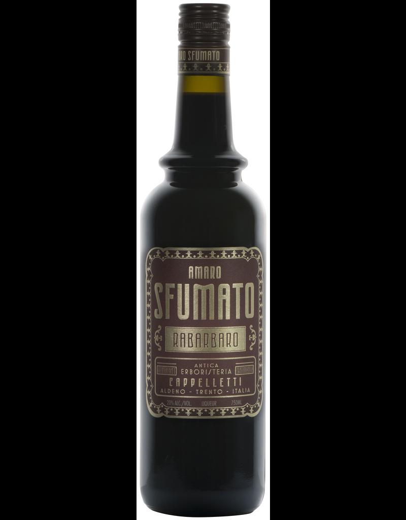 Italy Amaro Sfumato Rabarbaro