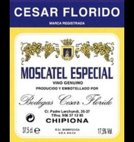 Spain Cesar Florido Moscatel Especial