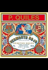 Spain Primitivo Quiles Vermouth Rojo
