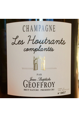 "France Geoffroy Champagne ""Les Houtrants"""