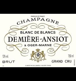 France Demiere-Ansiot Champagne Blanc de Blancs   Magnum