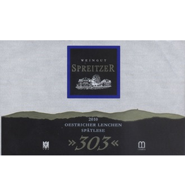 "Germany 2015 Spreitzer Oestricher Lenchen Riesling Spatlese ""303"""
