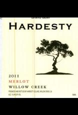 USA 2017 Hardesty Merlot Willow Creek