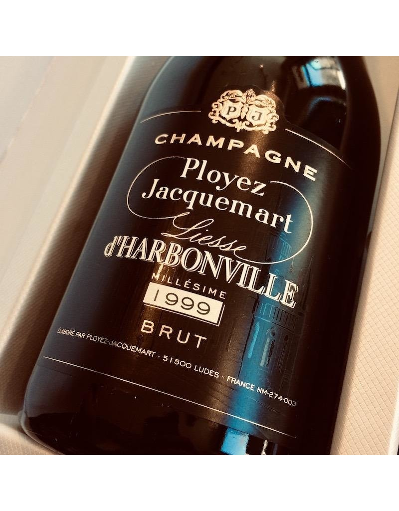 """France 1999 Ployez-Jacquemart Champagne """"Liesse d'Harvonville"""""""