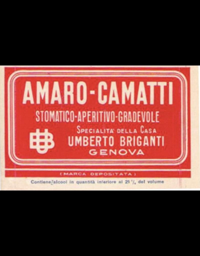 Italy Amaro Camatti