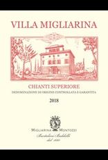 Italy 2018 Villa Migliarina Chianti Superiore