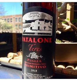 """Italy 2019 Fatalone Puglia Primitivo """"Teres"""""""