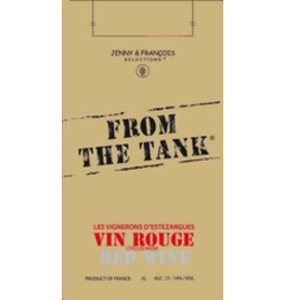 France From the Tank Estezargues Vin Rouge