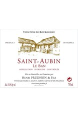 "France 2017 Henri Prudhon Saint-Aubin ""Le Ban"""