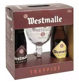 Belgium Westmalle Trappist Gift Pack