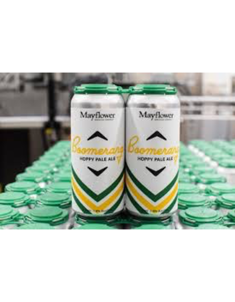 USA Mayflower Boomerang Hoppy Pale Ale 4pk