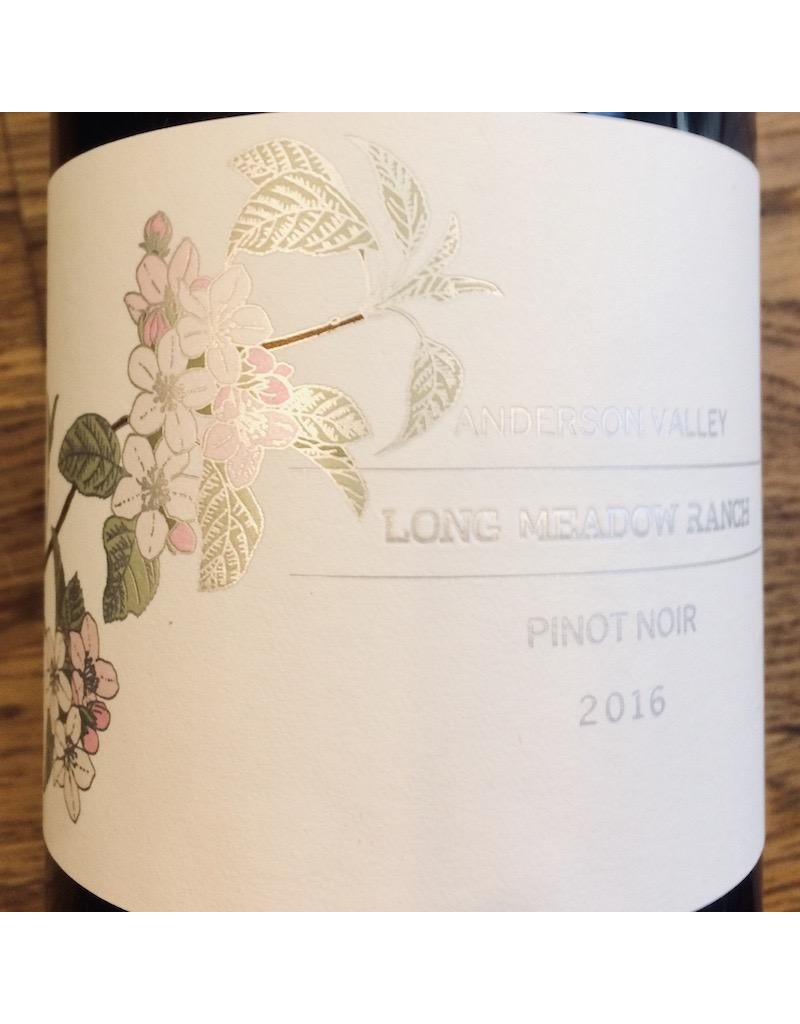 USA 2016 Long Meadow Ranch Anderson Valley Pinot Noir