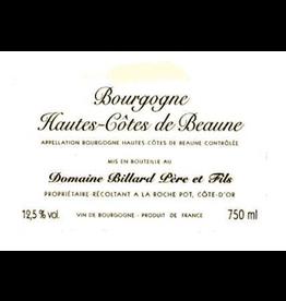 France 2018 Billard Hautes Cotes de Beaune