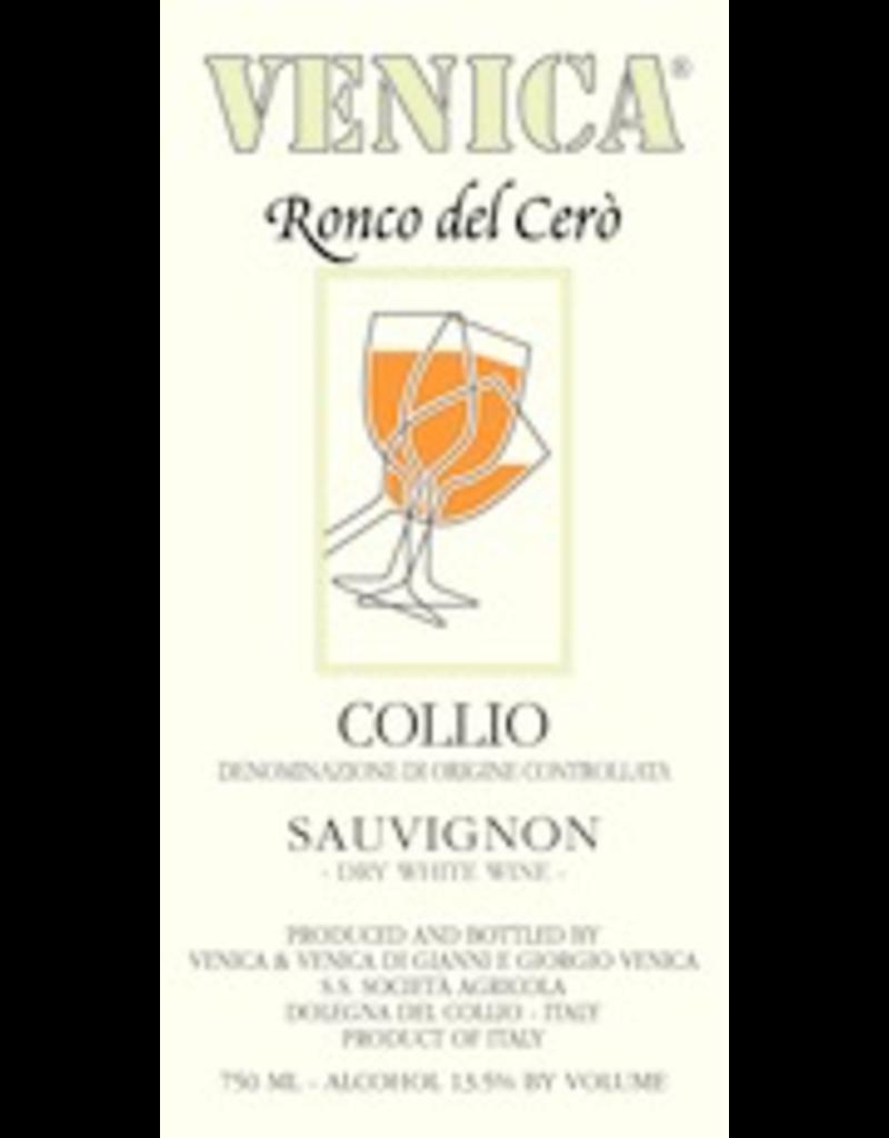 """Italy 2018 Venica Collio Sauvignon """"Ronco del Cero"""""""