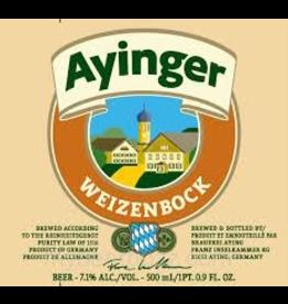 Germany Ayinger Weizen Bock