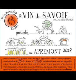 France 2019 Domaine des 13 Lunes Savoie Apremont