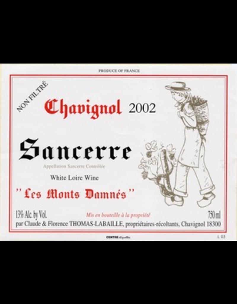 """France 2018 Thomas-Labaille Sancerre """"Les Monts Damnes"""""""