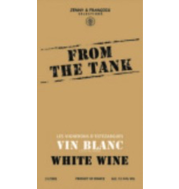 France From the Tank Vin Blanc (Domaine de la Patience) 3L Bag-in-Box