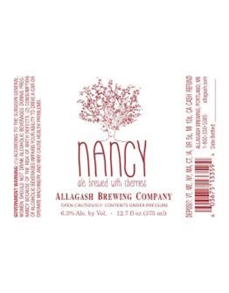 USA Allagash Nancy