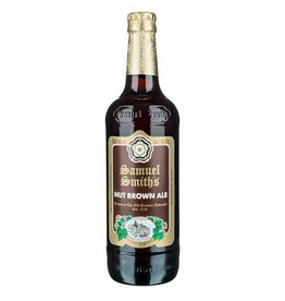 UK Samuel Smith Nut Brown Ale 550ml