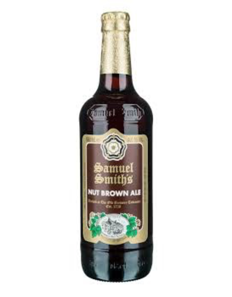 UK Samuel Smith Nut Brown Ale 550ml