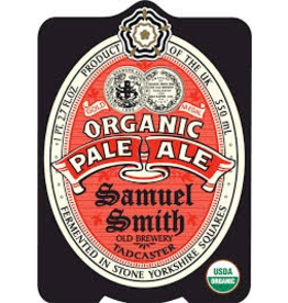 UK Samuel Smith Organic Pale Ale 550ml