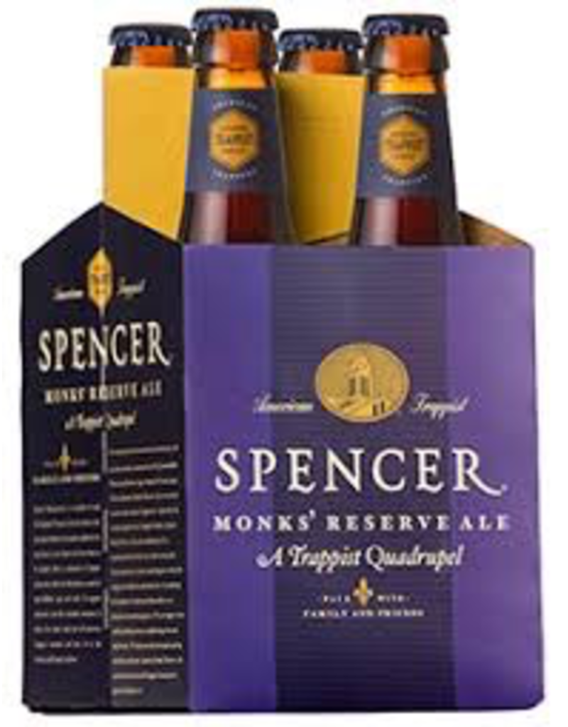 USA Spencer Trappist Quadrupel 4pk
