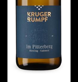 Germany 2017 Kruger Rumpf Im Pitterberg Riesling Kabinett