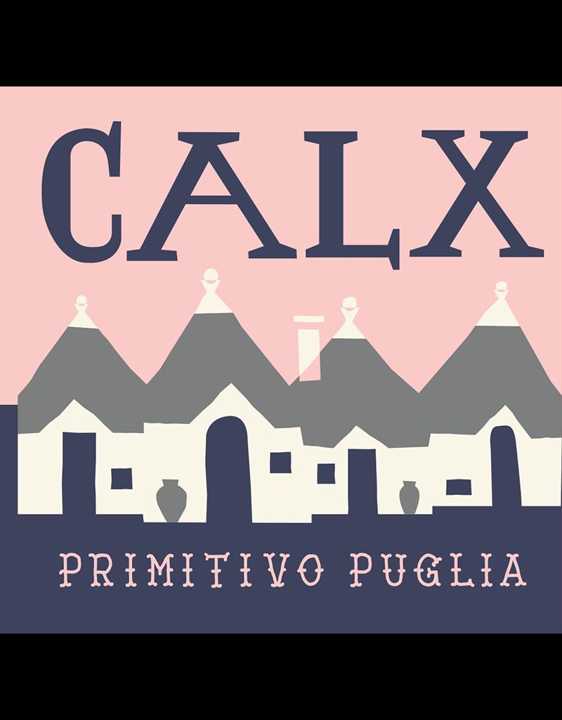 Italy 2018 Calx Primitivo Puglia