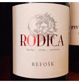 Slovenia 2016 Rodica Istra Refosk