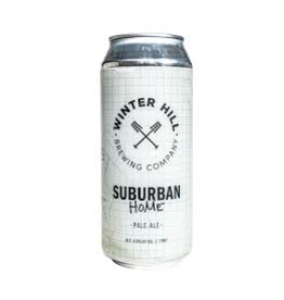 USA Winter Hill Brewing Suburban Home 4pk