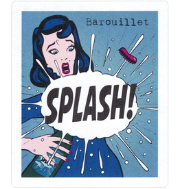 France Chateau Barouillet Splash!