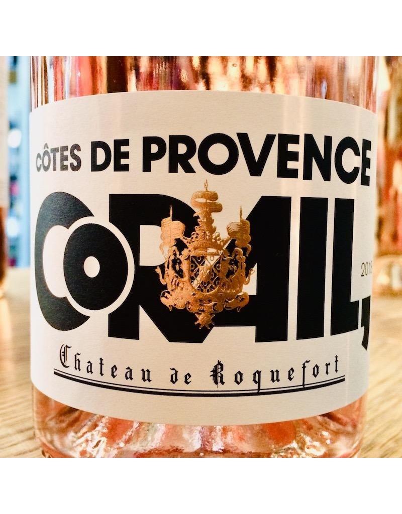 France 2019 Chateau de Roquefort Cotes de Provence Corail