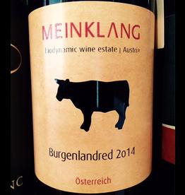 Austria 2018 Meinklang Burgenlandred
