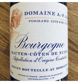 France 2018 Domaine A.-F. Gros Bourgogne Hautes-Cotes de Nuits