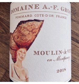 France 2018 Domaine A.-F. Gros Moulin-a-Vent