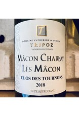 France 2019 C&D Tripoz Macon Charnay Clos des Tournons