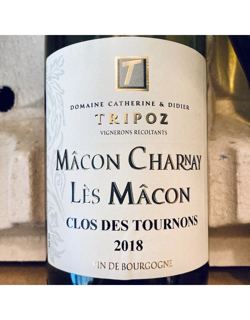 France 2018 C&D Tripoz Macon Charnay Clos des Tournons