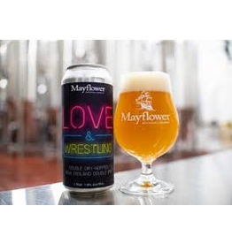 USA Mayflower Love & Wrestling DDH NEDIPA 4pk