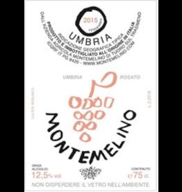 Italy 2019 Montemelino Umbria Rosato Ciliegiolo